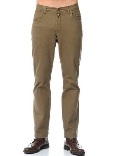 Wrangler Pantolon | Texas Stretch Kahve